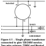 Stupendous Topic Single Phase Transformer Wiring Wiring 101 Capemaxxcnl