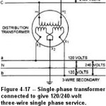 Superb Topic Single Phase Transformer Wiring Wiring 101 Capemaxxcnl