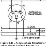 Wondrous Topic Single Phase Transformer Wiring Wiring 101 Capemaxxcnl