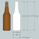 1:35 Beer/Soda Bottles – Ver2