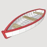 HO Rowboat – Ver 1