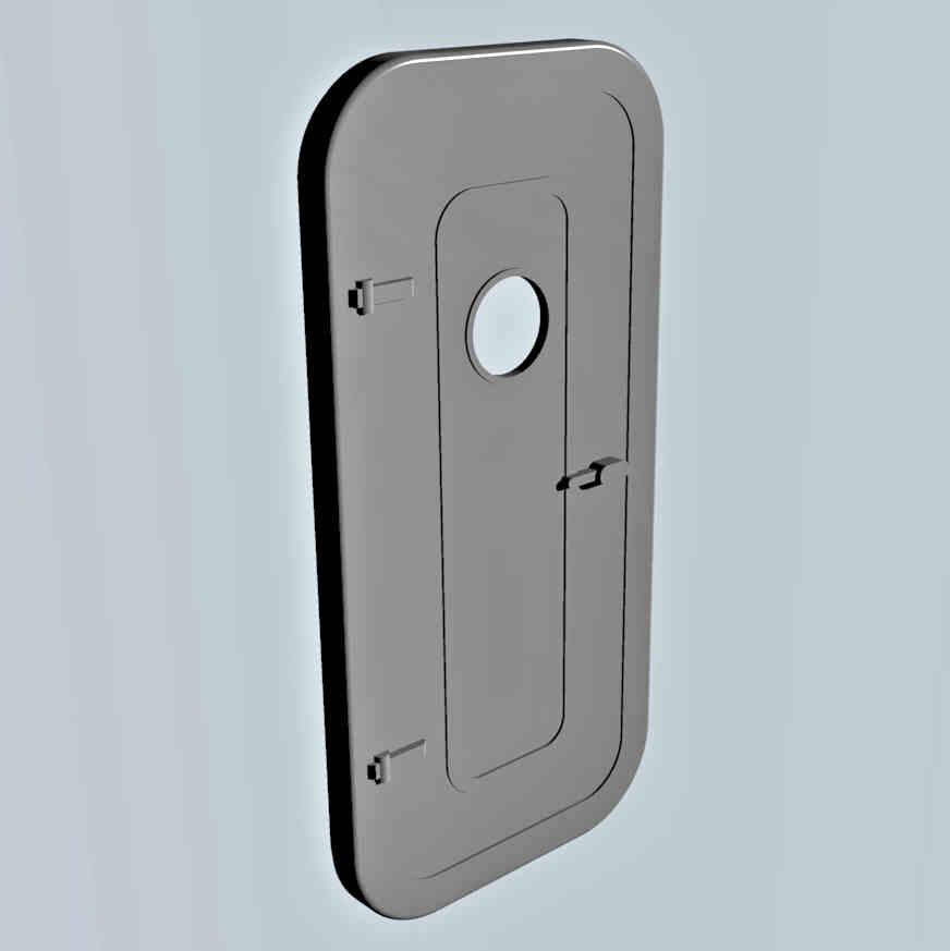 1:48 Watertight Doors
