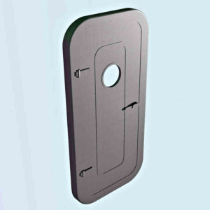 1:87 Watertight Doors
